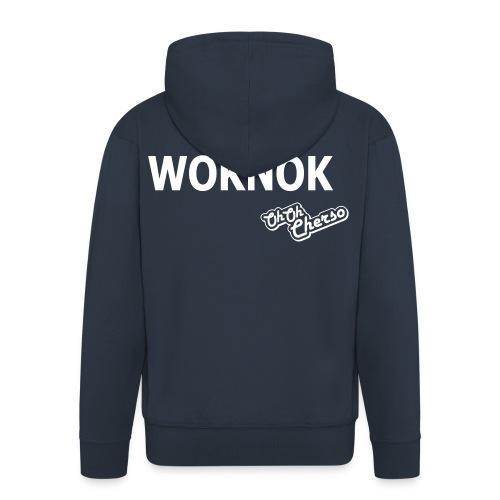 Mannen WOKNOK sweater  - Mannenjack Premium met capuchon