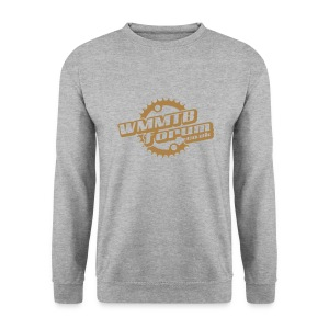 WMMTB Forum 'Logo'  sweatshirt (light brown print) - Men's Sweatshirt