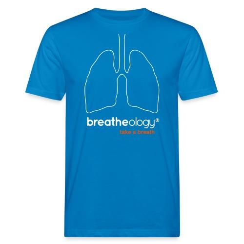 Breatheology Men's T-Shirt - Men's Organic T-shirt