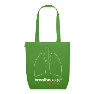 Breatheology Earth Bag - EarthPositive Tote Bag