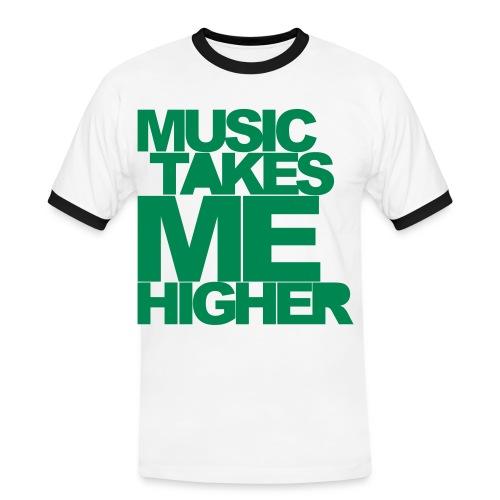 MUSIC FAN - Men's Ringer Shirt