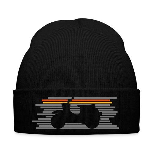 Schwalbe Mütze Schwarz - Wintermütze