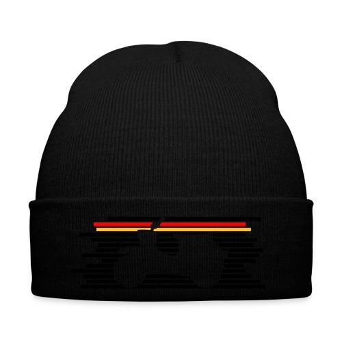 Schwalbe Mütze Rot - Wintermütze
