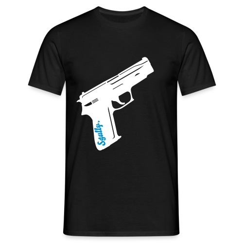 Sgully - The Gun Tee - Men's T-Shirt
