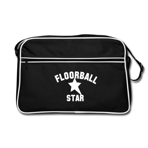 Floorball Star Retro bag - Retro Bag