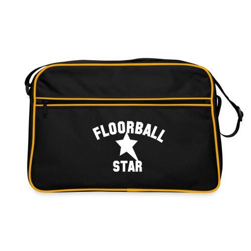 Floorball Star Retro bag - Retro Bag