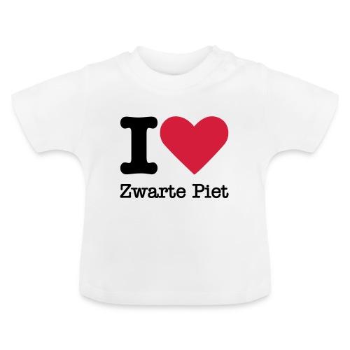 I Love Zwarte Piet - Baby T-shirt