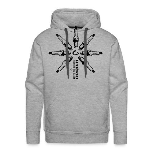 MECASTAR - Hoodie - Sweat-shirt à capuche Premium pour hommes