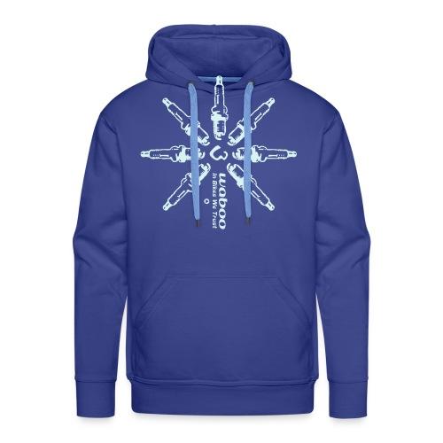 MECASTAR - Hoodie reflectiv - Sweat-shirt à capuche Premium pour hommes