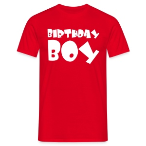 Birthday Boy - Men's T-Shirt