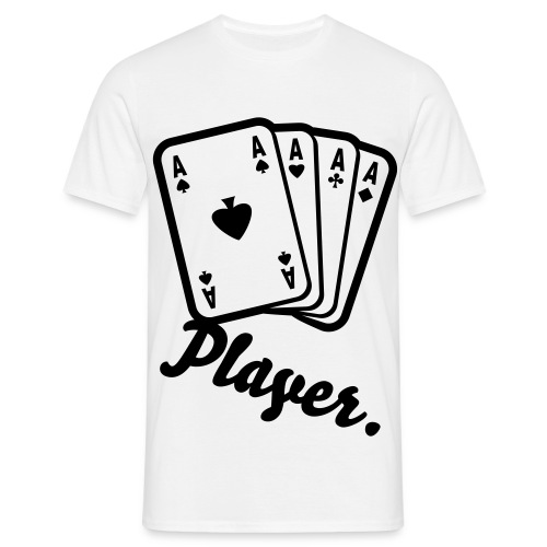 Sgully - Player Tee - Men's T-Shirt