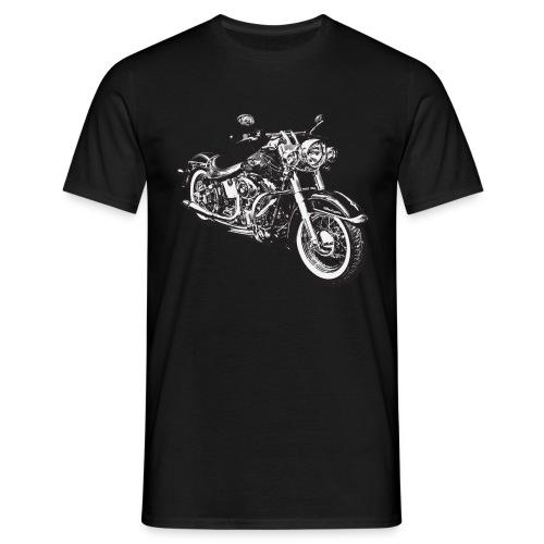 T-Shirt Bike - Männer T-Shirt