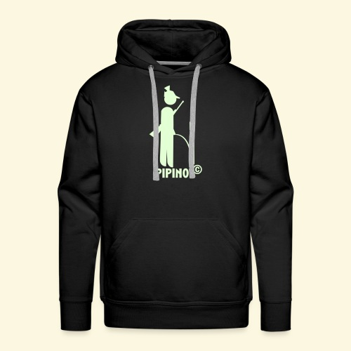 Pipinol Kapuze Pipinol (c) Anwendungsbeispiel *NEU* *RADIOAKTIV* - Männer Premium Hoodie