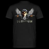 T-Shirts ~ Männer T-Shirt ~ T-Shirt Biker