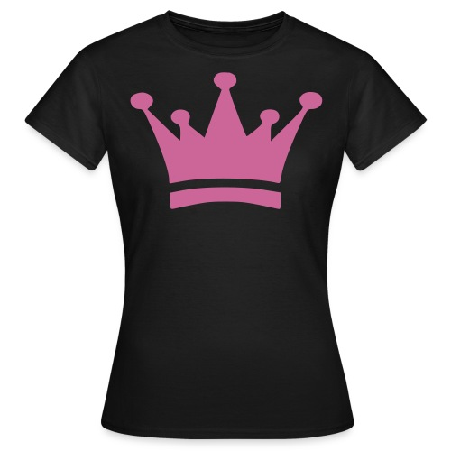 Glittery Princess - Women's T-Shirt