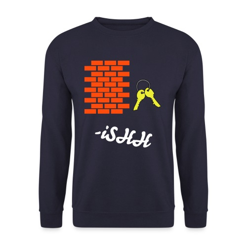 bricks ishh - Men's Sweatshirt