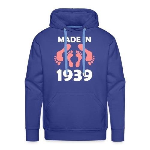 Made in 1939 - Men's Premium Hoodie