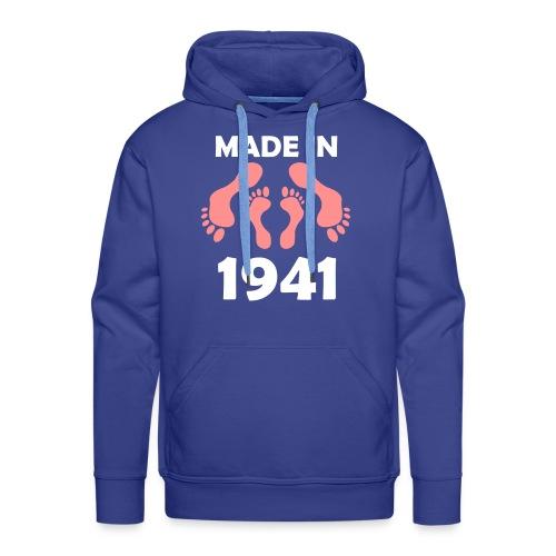 Made in 1941 - Men's Premium Hoodie