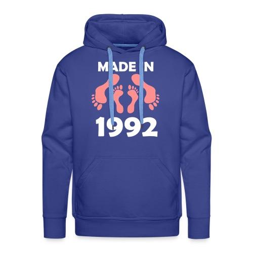 Made in 1992 - Men's Premium Hoodie