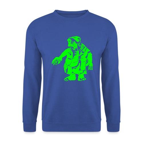 Männer Pullover Gnom green - Männer Pullover