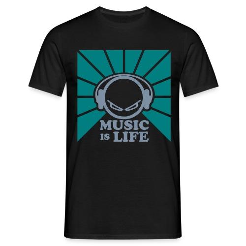 Equalize - Männer T-Shirt