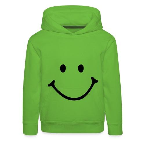 Kaputzenpullover Smille - Kinder Premium Hoodie