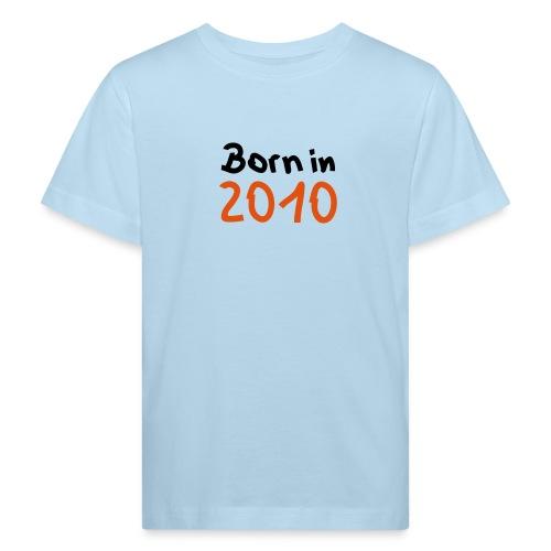 Bio T-Shirt Born in - Kinder Bio-T-Shirt