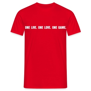 One Love... Basketball - Männer T-Shirt