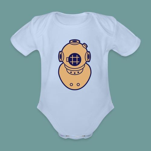 Body BB Scaph - Body bébé bio manches courtes