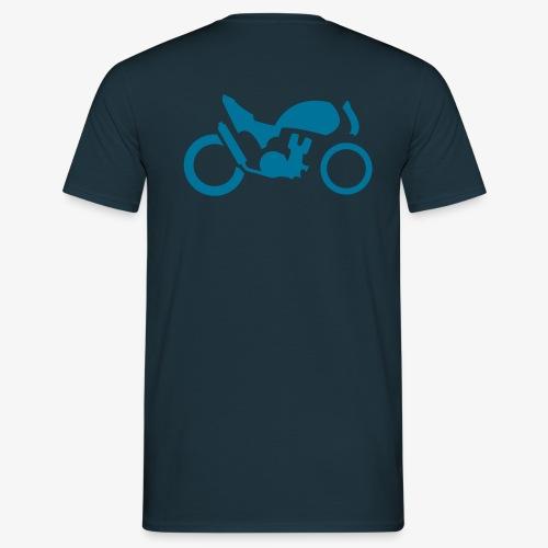 Streetfighter M4 - Männer T-Shirt