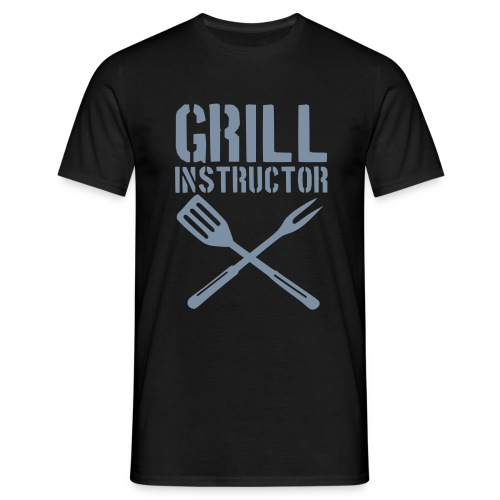 GRILL INSTRUCTOR - Camiseta hombre
