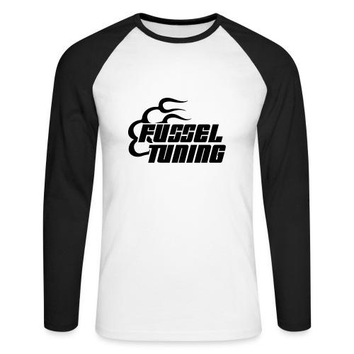 Männer Baseballshirt langarm - Fusseltuning
