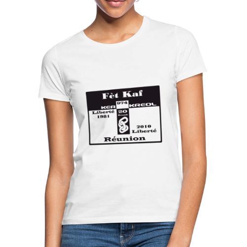 T-shirt Classique Femme Fet Kaf - 20 désamb - T-shirt Femme