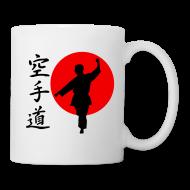 Tassen & Zubehör ~ Tasse ~ Karate Kaffee-Tasse