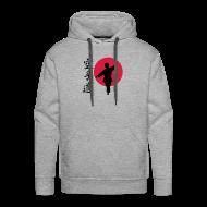 Pullover & Hoodies ~ Männer Premium Kapuzenpullover ~ Karate
