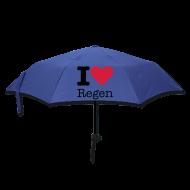 Paraplu ~ Paraplu (klein) ~ I Love Regen Paraplu