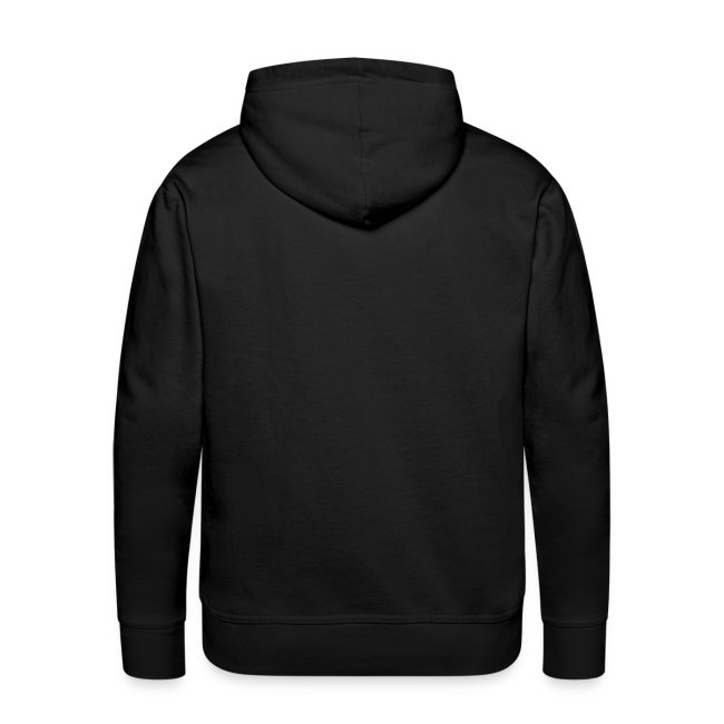 French Dog Men's Hoodie