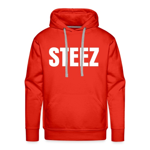 STEEZ Hoodie  - Up to XXL (Many Colors) - Men's Premium Hoodie