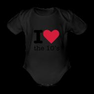 Baby body ~ Rompertje ~ I Love the 10's Rompertje