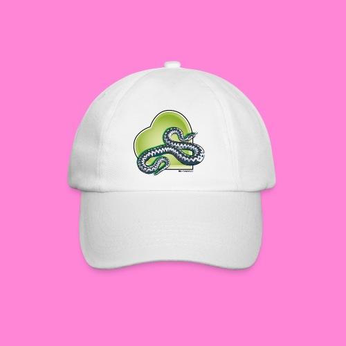 Common European adder - Baseballcap