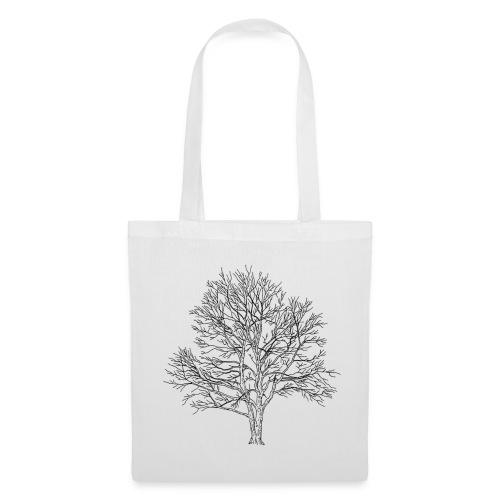 Baum - Stoffbeutel