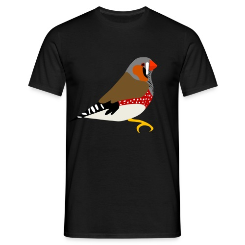 Zebravink - Mannen T-shirt