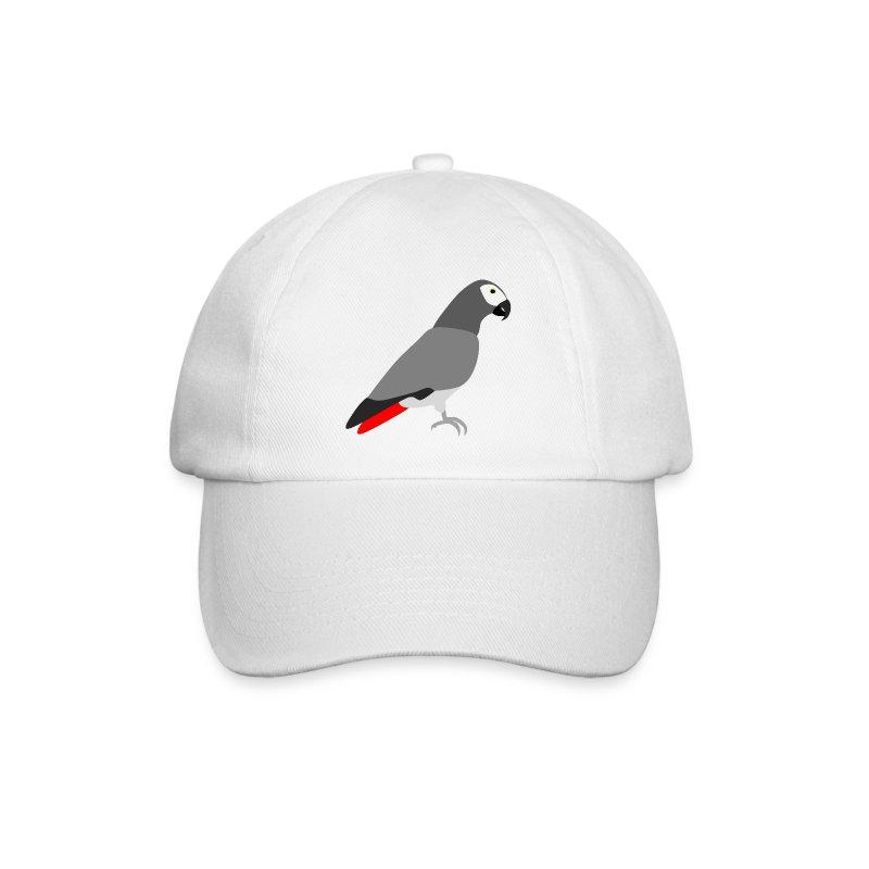 Grijze Roodstaart - Baseballcap
