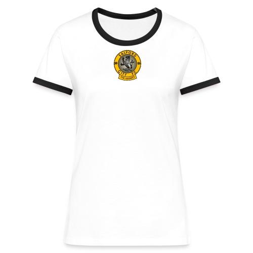 LADIES T-SHIRT - Women's Ringer T-Shirt