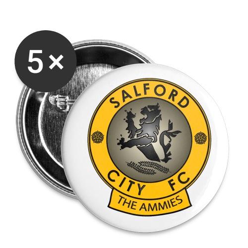 PIN BADGE - Buttons medium 1.26/32 mm (5-pack)