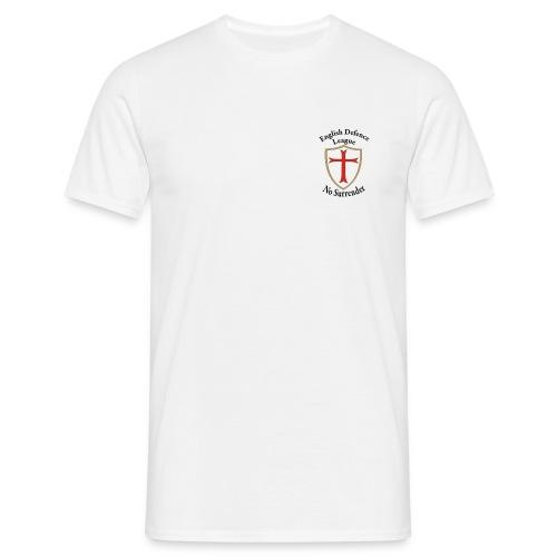 EDL Shirt (White Only) - Men's T-Shirt