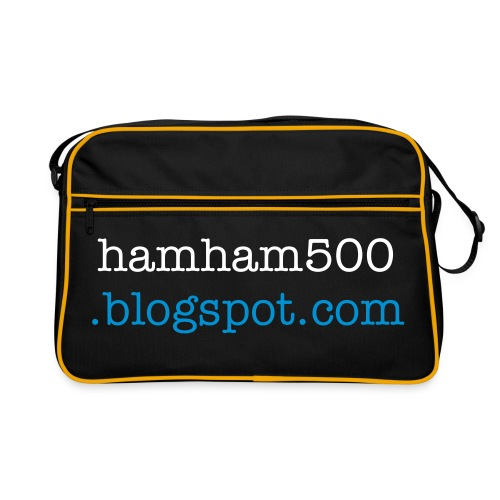 The Hamham500 Bag - Retro Bag