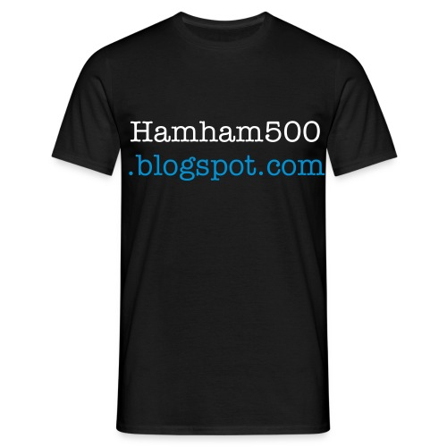 The Hamham500 Shirt - Men's T-Shirt
