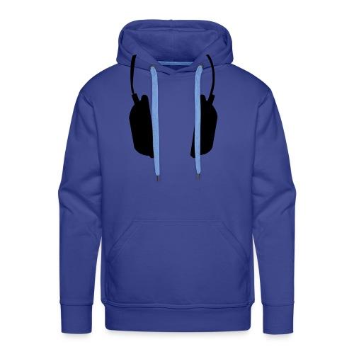 chaqueta hombre - Sudadera con capucha premium para hombre