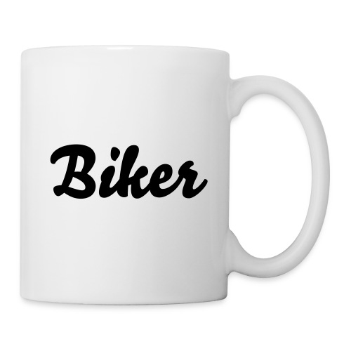 BIKER mugg - Mugg